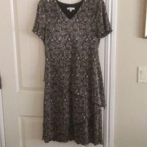 Flouncy dress!